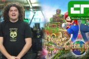 Crunch Report | Super Nintendo World Theme Park...