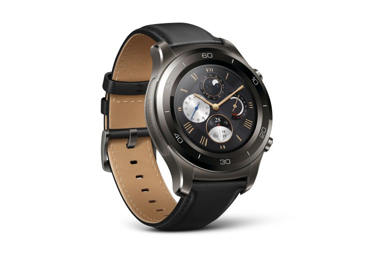 Huawei gives smartwatches another shot...
