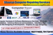 Mussoorie Computer Services contact 9927774055...