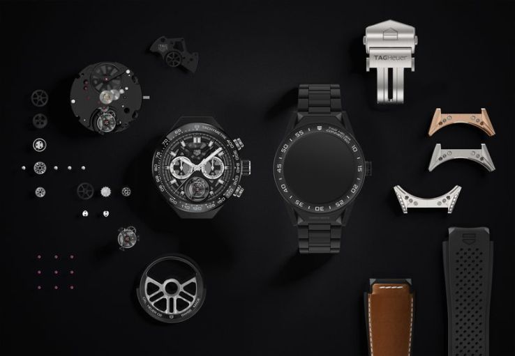 Tag Heuer maintains its commitment to Android Wear with a $1,600 ...