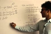 Algorithms lecture 3 -- Time analysis of recursive program...