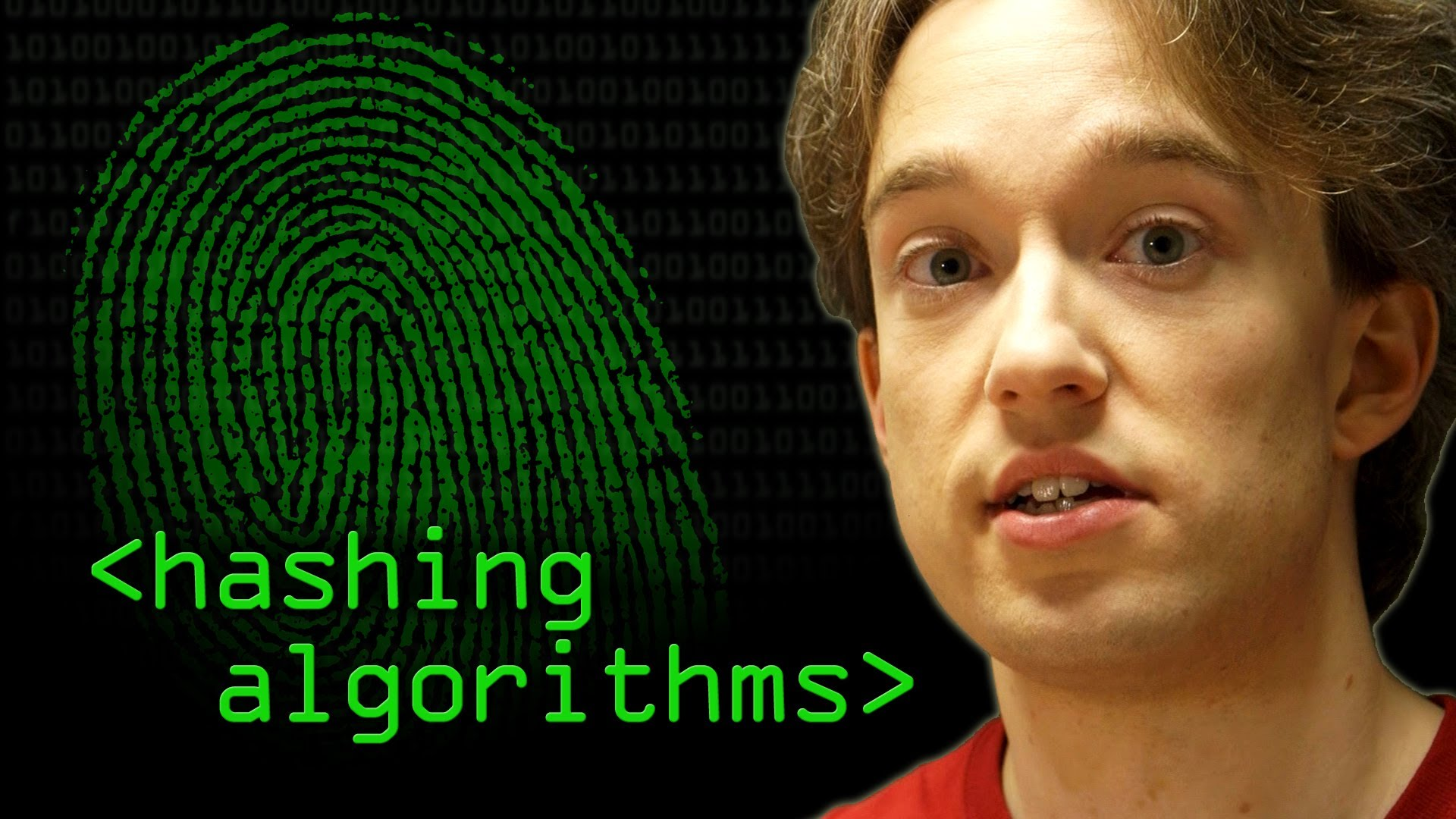 Hashing Algorithms and Security - Computerphile...