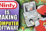 Nintendo is Making Computer Software!? — NWC | Gamnesia...