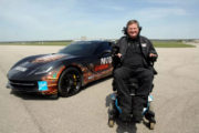 Mario Andretti vs. semi-autonomous tech on the track...