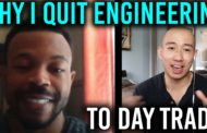 Why I Quit Engineering to do Day Trading Ft. Mel Smith...