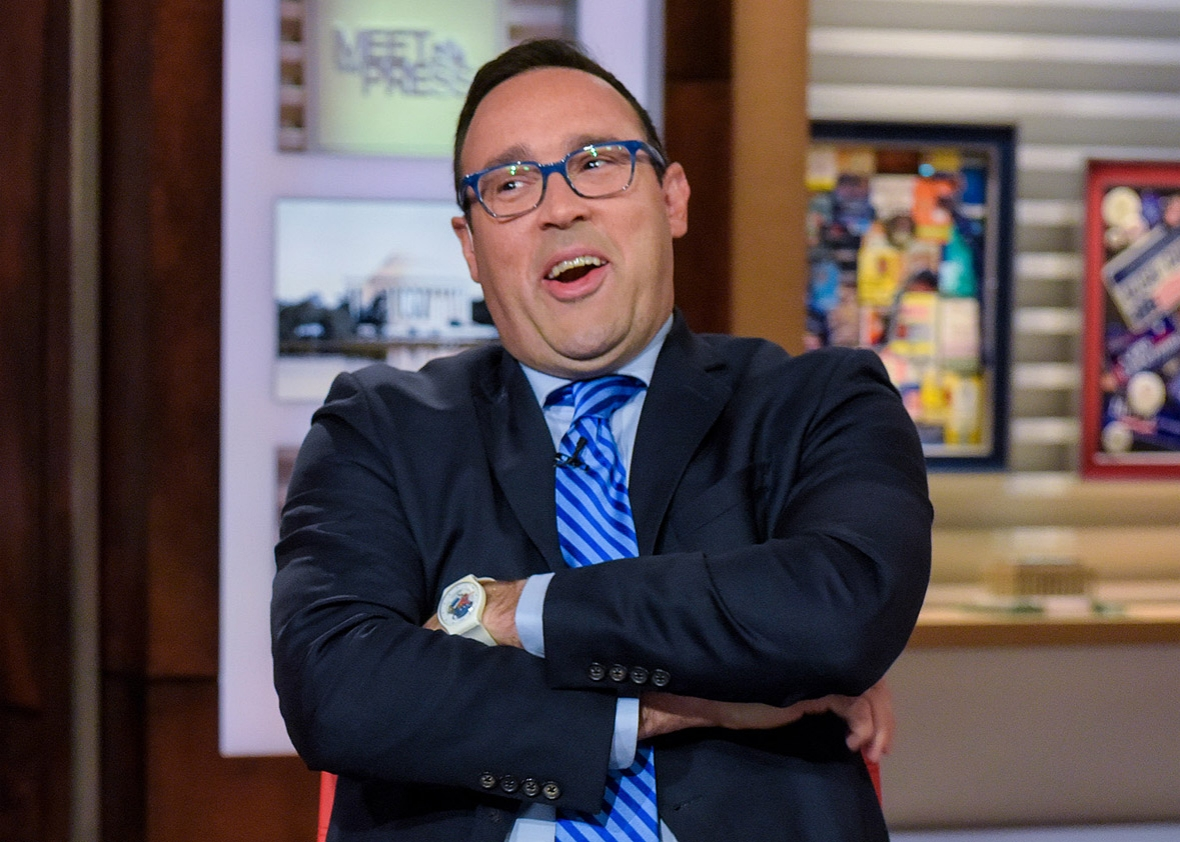 Chris Cillizza Is a Bad Pundit and a Good Sport...