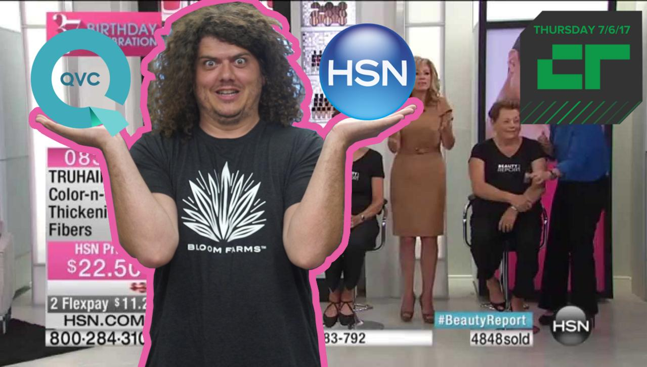 Crunch Report | QVC Acquires HSN for $2.1 Billion...