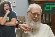 Crunch Report | David Letterman Is Coming to Netflix...