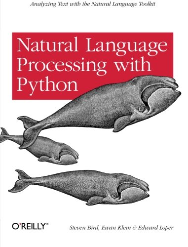 Top Books on Natural Language Processing...