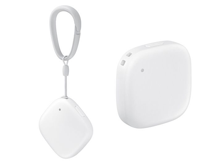 Samsung's new connected tags monitor pets or kids for week on a s...