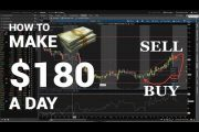 How To Make $180 Profit A Day Trading Penny Stocks | Investing 10...
