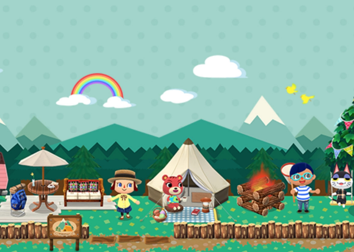 Animal Crossing: Pocket Camp Is a Capitalistic Perversion of the ...