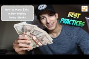 How To Make $250 A Day: Day Trading Penny Stocks: $JNUG, $TOPS & ...