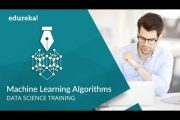 Machine Learning Algorithms | Machine Learning Tutorial | Data Sc...