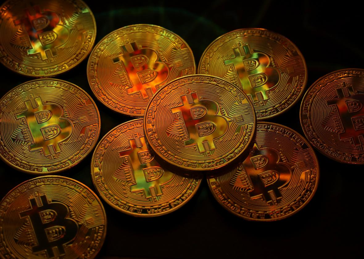 Report: 1,000 People Own 40 Percent of the Bitcoin Market&nbs...