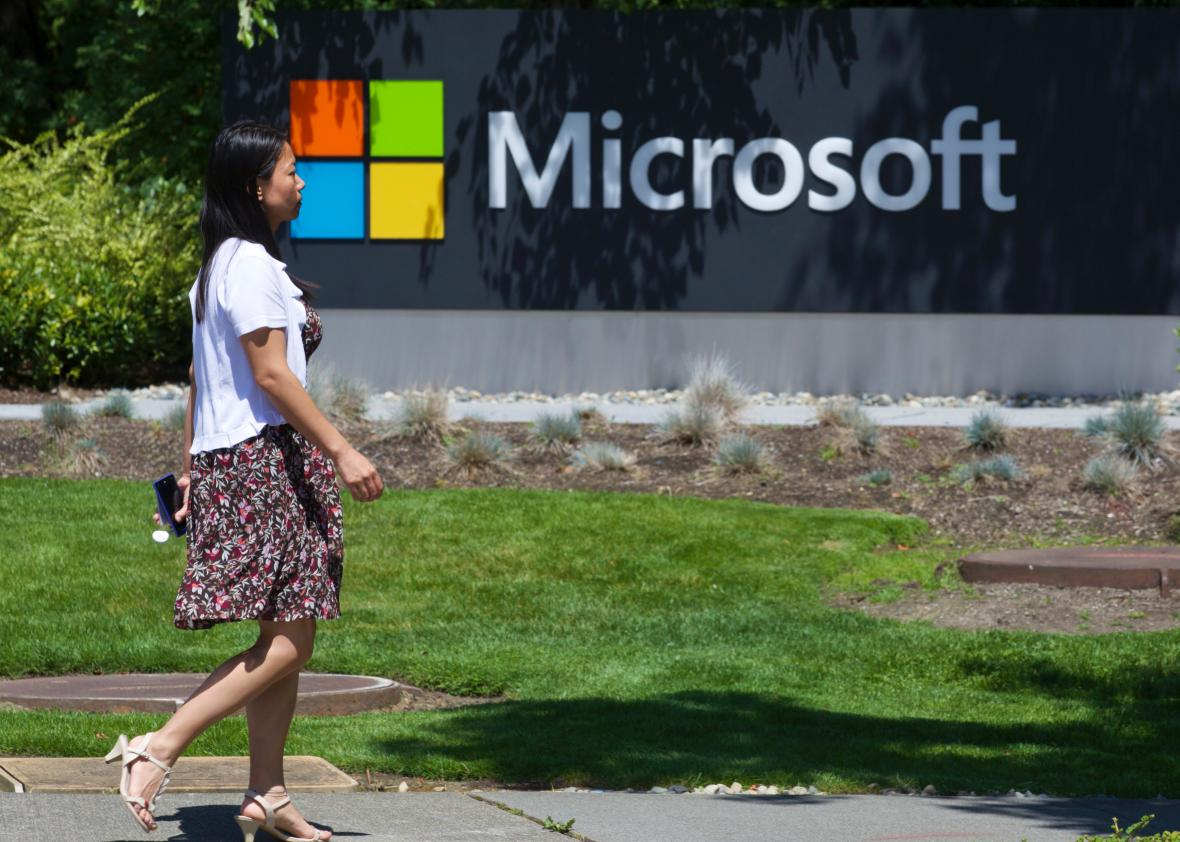 Two New Reports Say Microsoft Overwhelmingly Underpays Women and ...