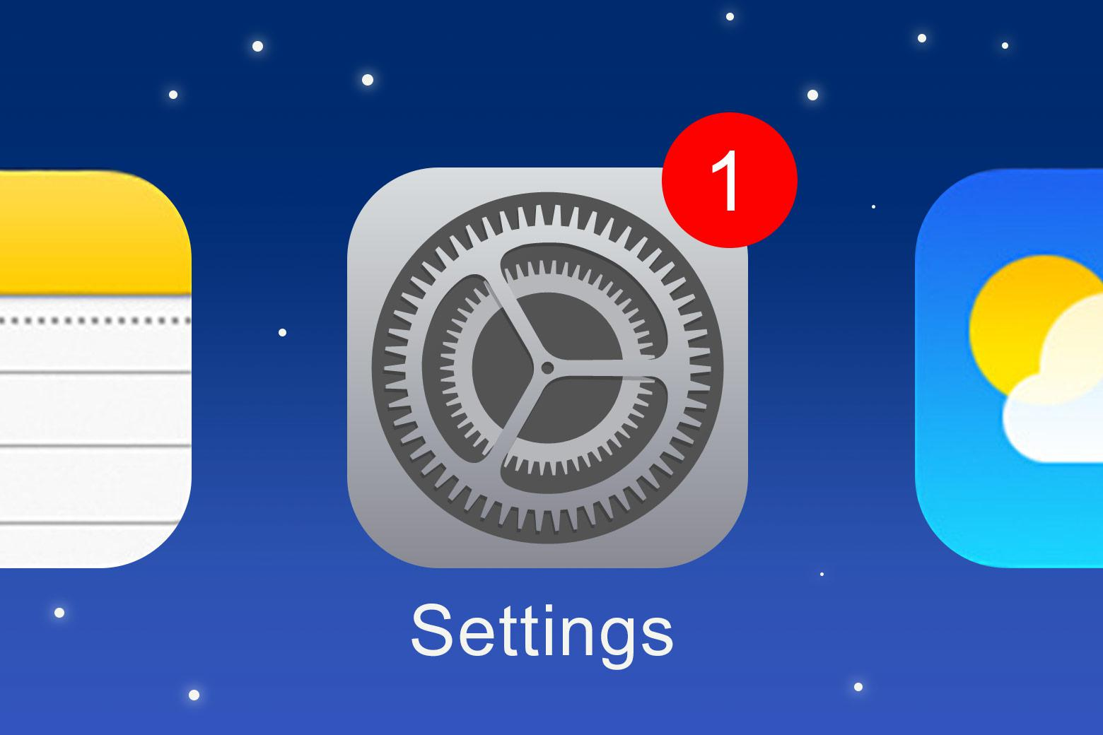 The Existential Struggle of Dealing With the iPhone's Red Update ...