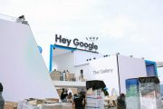 Google has planted its flag at CES...