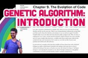 9.1: Genetic Algorithm: Introduction - The Nature of Code...