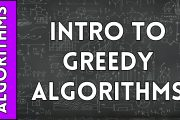 Introduction to Greedy Algorithms...