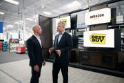Amazon taps Best Buy to begin selling its smart TVs with Alexa...