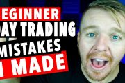 Beginner Day Trading Mistakes I've Made! AVOID THESE!!!...