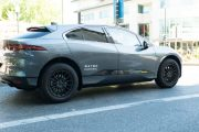 Waymo-branded Jaguar I-Pace vehicles hit the streets of San Franc...