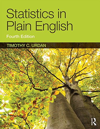 Statistics in Plain English for Machine Learning...