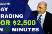 Live Day Trading for $2,500 in 10 Minutes!...