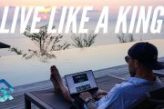 How To Live Like A King As a Digital Nomad ; Day trading!...