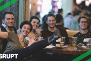 Don't miss out on the After Party at Disrupt SF 2018...