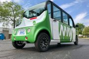 Autonomous shuttle startup May Mobility expands to a third U.S. c...