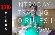 Intraday Trading - 10 Day Trading Rules i follow for consistent P...