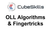 OLL Algorithms & Fingertricks [From CubeSkills]...