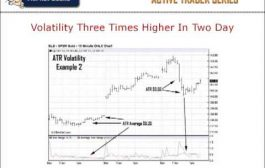 Day Trading Tips For Beginners - Learn To Use ATR Indictor...