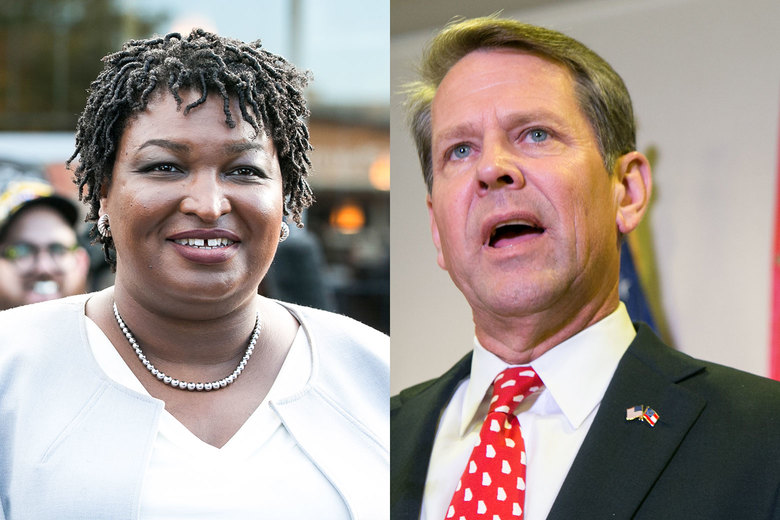 It Was Too Easy for Brian Kemp's Last-Minute Dog Whistle About St...