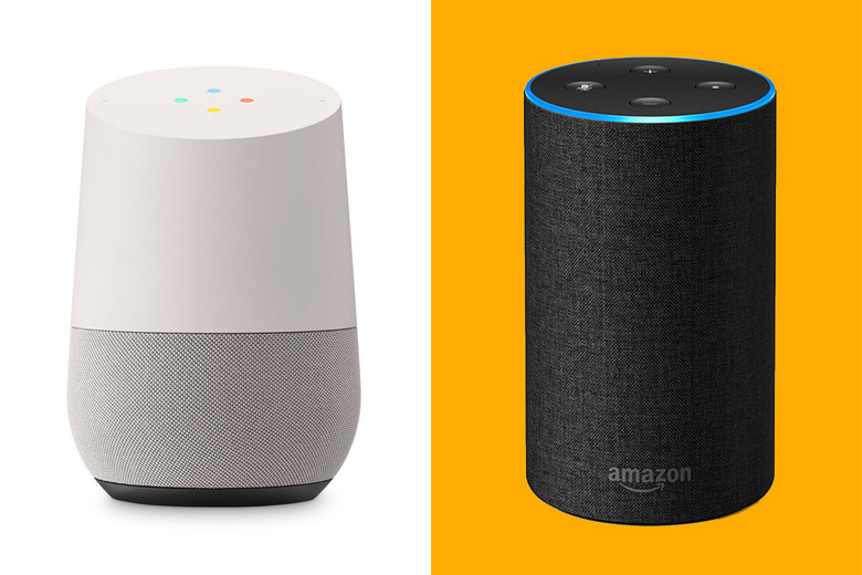 How to Choose Between Google and Alexa in 2018...