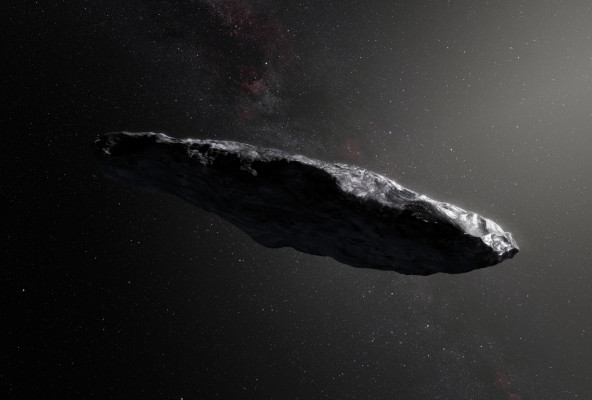 A blockchain firm bought asteroid mining company Planetary Resour...