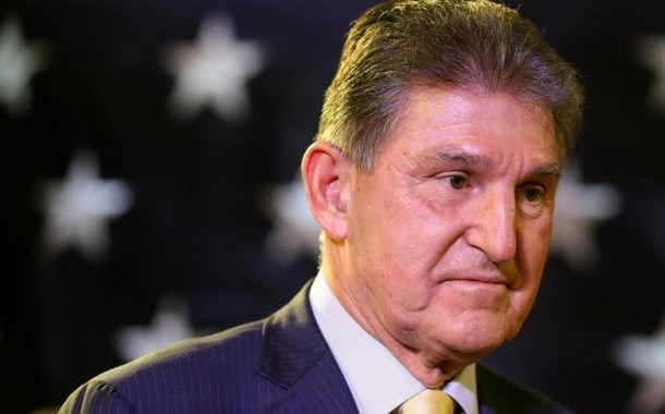 Joe Manchin, Who Once Shot a Cap-and-Trade Bill, Is Officially th...