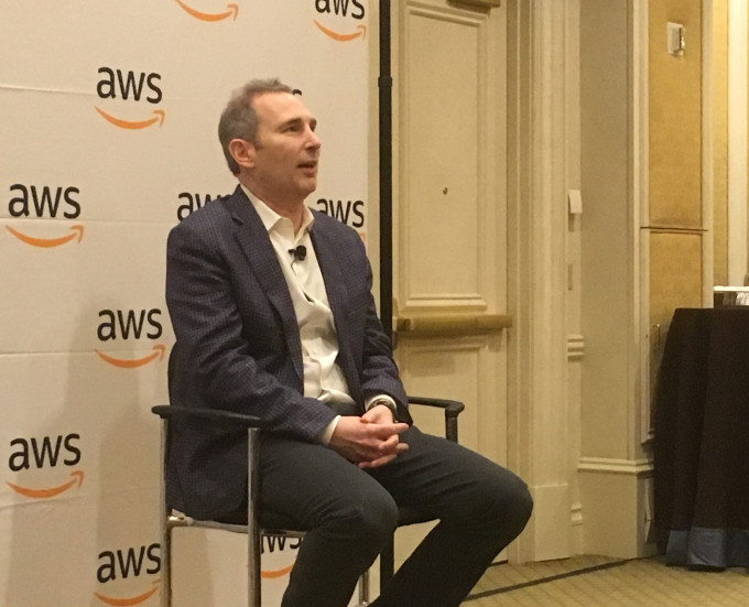 AWS wants to rule the world...
