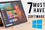7 Must Have FREE Software's for Windows 10 PC/Laptop...