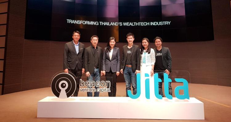Thailand's Jitta raises $6.5M to develop an algorithm-powered wea...