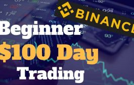 Easily Make $100 Day Trading Cryptocurrency On Binance Beginner...