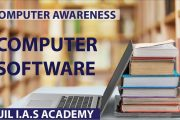 Computer Software - Lecture For All Competitive Exams...