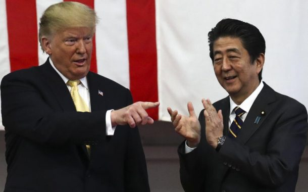 Trump Reportedly Has Mused to Aides About Ending U.S.-Japan Defen...