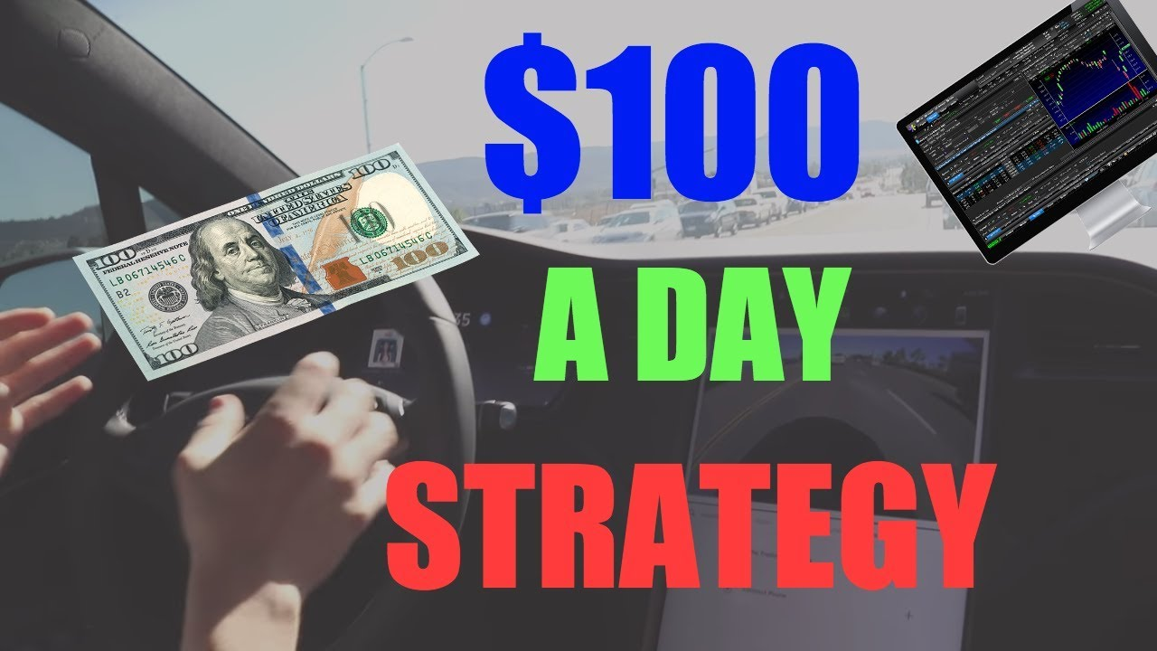 Make $100 A Day Trading Stocks & Options – Stock Trading For Begi...