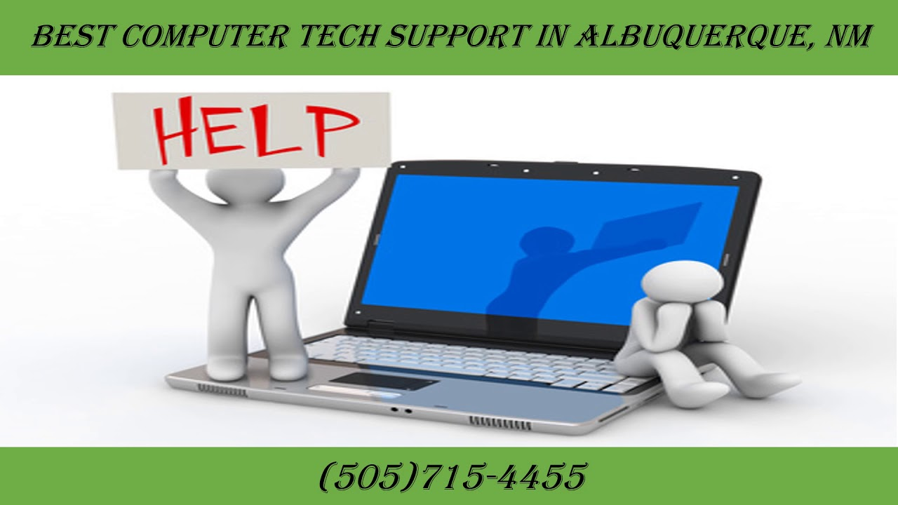 Best Computer Tech Support Services in Albuquerque, NM...