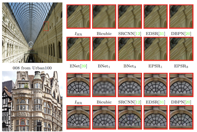 Example of High Resolution GAN-Generated Photographs of Buildings