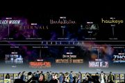Here Are All the Marvel Phase Four Projects Announced at Comic-Co...
