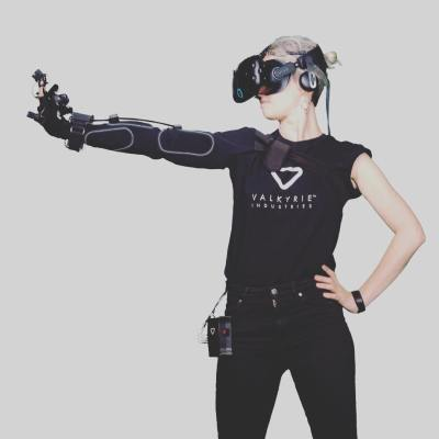 Valkyrie Industries is building a haptic VR suit for industrial t...